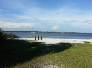lots of access to the river and intercoastal waterway