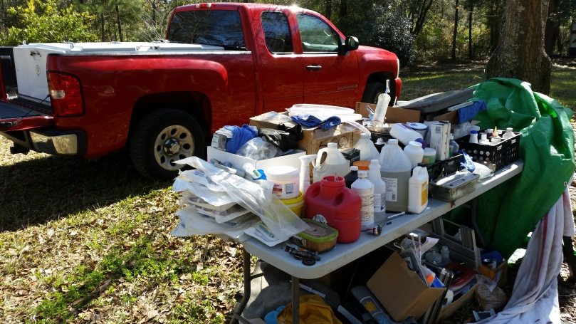 Vet box supplies to be reloaded