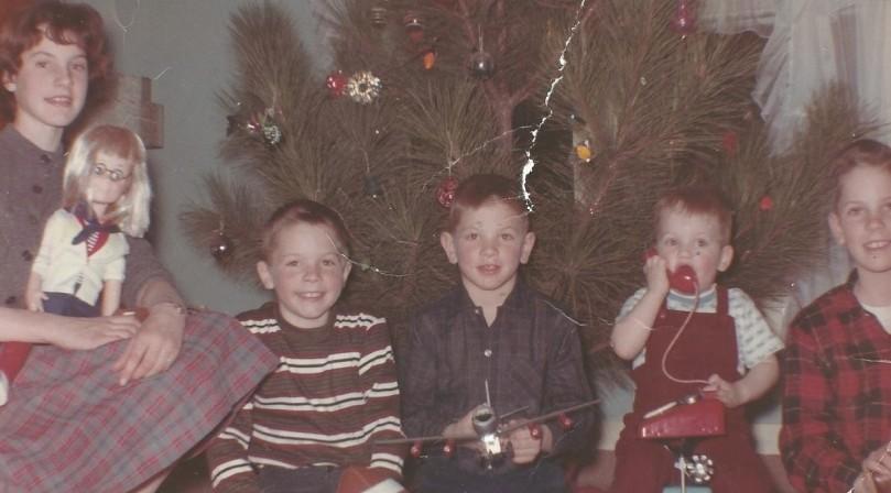 Yeah, we were pretty cute. Just sayin'...