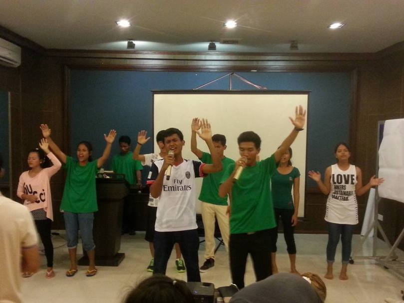 young worship leaders