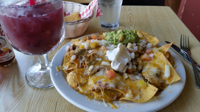 Super nachos. Yes, I would do again.