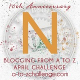 A to Z Blogging Challenge, the letter N